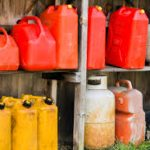 Uganda Police suspends selling fuel in jerry cans