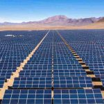 Solar energy capacity to reach 200MW by 2022